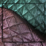 11 SHINY QUILTED FABRICS
