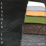 3 LEATHER FUR 3
