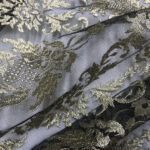 6 EMBROIDERY TULLE