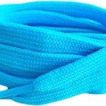 neon plava pertla