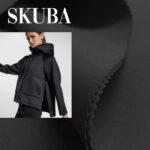 crna skuba jakna
