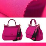 dolce&gabanna torba od pink skube