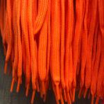 neon narandzaste pertle