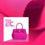 pink skuba torba