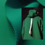 zelena skuba duks jakna