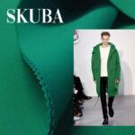 zelena skuba muska jakna mantil